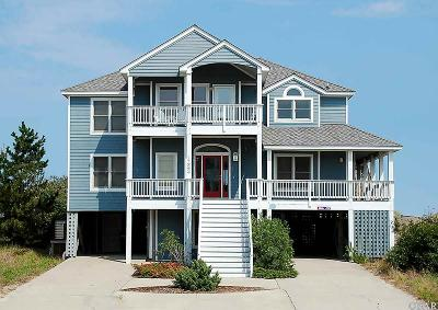 Currituck County Single Family Home For Sale: 1283 Sand Castle Drive