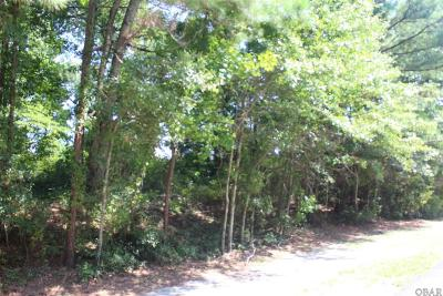 Kitty Hawk Residential Lots & Land For Sale: 1001 Creek Road