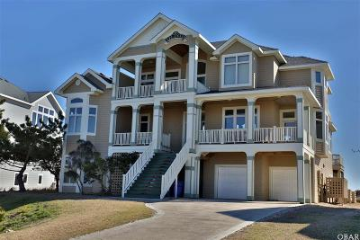 Hatteras Single Family Home For Sale: 58021 South Beach Court