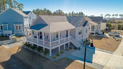 Manteo Single Family Home For Sale: 604 Viccars Lane