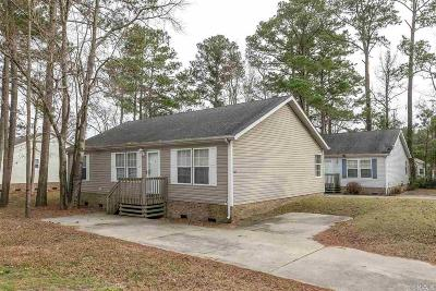 Manteo Single Family Home For Sale: 705 Francis Drake Street