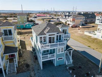 Nags Head Single Family Home For Sale: 6600 S Virginia Dare Trail