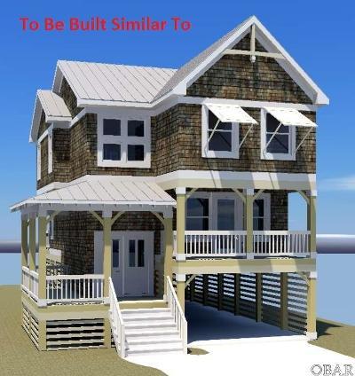 Corolla Single Family Home For Sale: 1280 Lakeside Drive