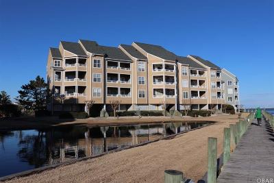 Manteo Condo/Townhouse For Sale: 723 Pirates Way
