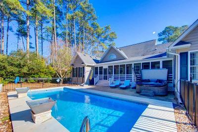 Manteo Single Family Home For Sale: 203 Brakewood Road