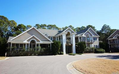 Currituck County Condo/Townhouse For Sale: 1057d Mirage Street