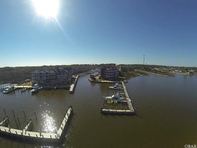 Manteo Residential Lots & Land For Sale: Docks