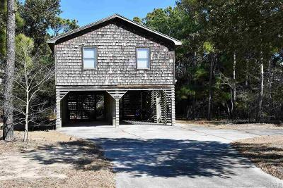 Nags Head Single Family Home For Sale: 3307 S Croatan Highway