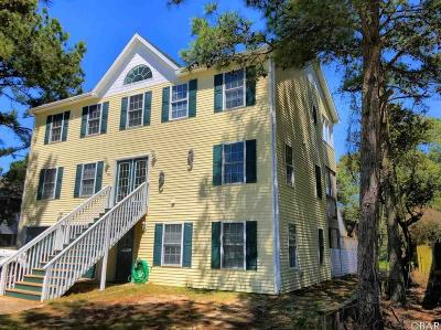 Kill Devil Hills Single Family Home For Sale: 1805 Virginia Avenue