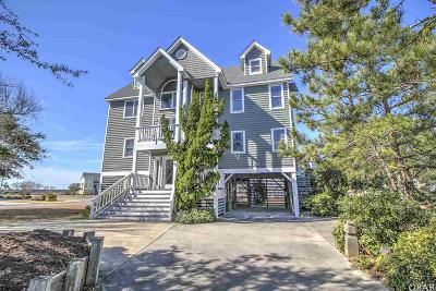 Duck, Martin's Point, Manteo Single Family Home For Sale: 44 N Hammock Court