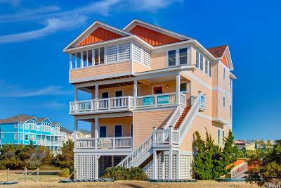 Rodanthe Single Family Home For Sale: 24209 Caribbean Court