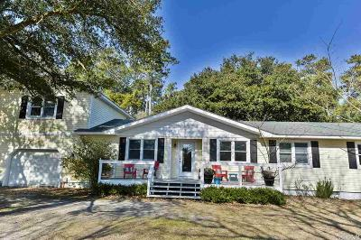 Duck, Martin's Point, Manteo Single Family Home For Sale: 119 Roanoke Trail