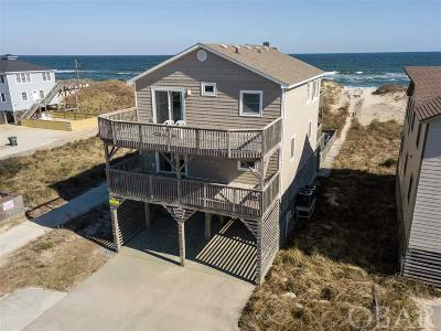 Single Family Home For Sale: 9225 S Old Oregon Inlet Road