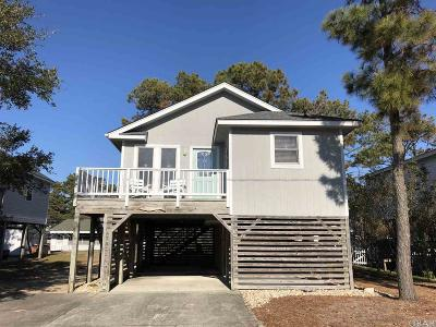 Kill Devil Hills Single Family Home For Sale: 508 W Suffolk Street