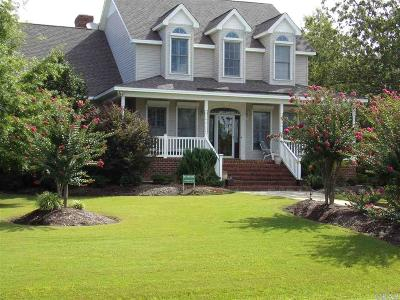 Manteo Single Family Home For Sale: 101 Rial Court