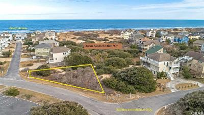 Corolla Residential Lots & Land For Sale: 653 Seabird Way