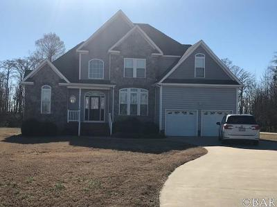 Elizabeth City Single Family Home For Sale: 317 Orchard Drive