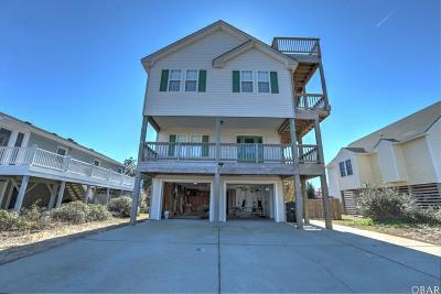 Kill Devil Hills NC Single Family Home For Sale: $389,000
