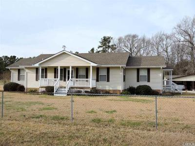 Grandy Single Family Home For Sale: 118 Hickory Hill Drive