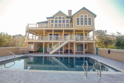 Corolla NC Single Family Home For Sale: $1,060,000