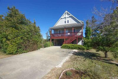 Nags Head NC Single Family Home For Sale: $645,000