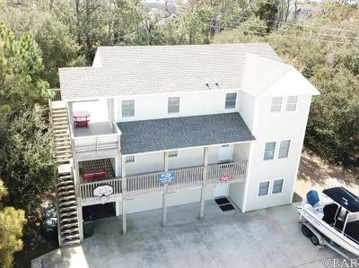 Nags Head Single Family Home For Sale: 129 W Danube Street