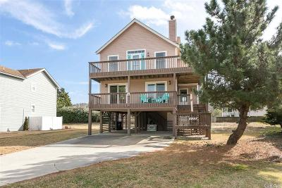 Nags Head Single Family Home For Sale: 409 W Cobbs Way