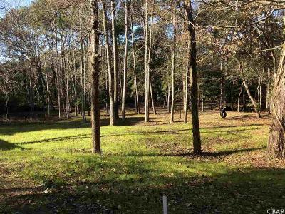 Kill Devil Hills Residential Lots & Land For Sale: 1643 Wood Duck Lane