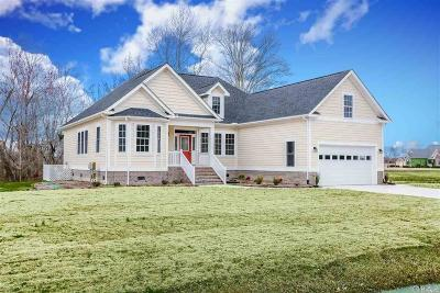 Single Family Home For Sale: 122 Highland Pony Drive