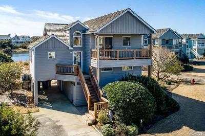 Nags Head Single Family Home For Sale: 111 W Marsh Cove Drive