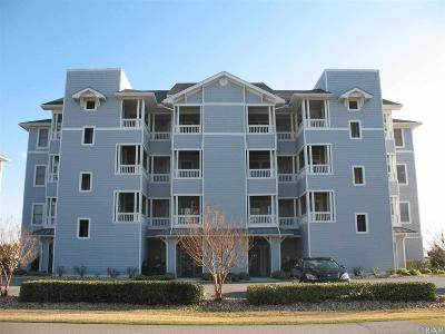 Manteo Condo/Townhouse For Sale: 6203 Sailfish Drive