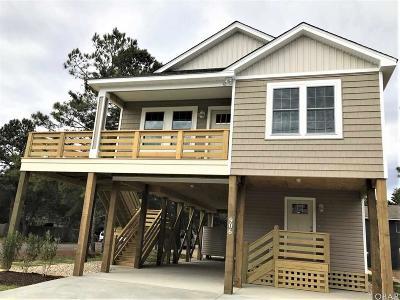 Kill Devil Hills Single Family Home For Sale: 906 W Third Street