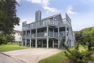 Kitty Hawk Single Family Home For Sale: 4512 Ride Lane