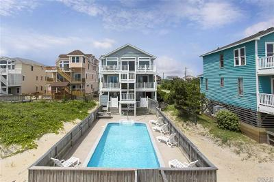 Nags Head Single Family Home For Sale: 9527 S Old Oregon Inlet Road
