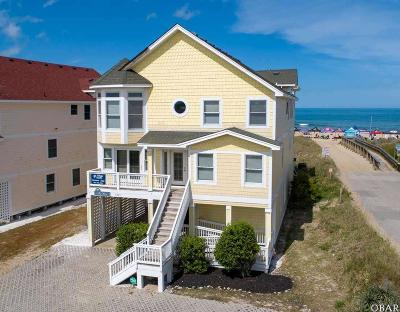 Nags Head Single Family Home For Sale: 7245 S Old Oregon Inlet Road