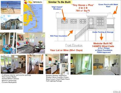 Rodanthe Single Family Home For Sale: 24226 Dean Avenue