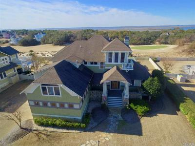 Currituck County Single Family Home For Sale: 744 Hammock Lane