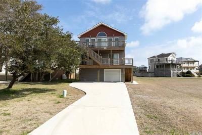 Kill Devil Hills Single Family Home For Sale: 1708 Harbour View Drive