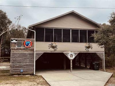 Southern Shores Single Family Home For Sale: 15 Second Avenue