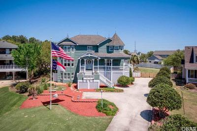 Nags Head Single Family Home For Sale: 2503 S Bridge Lane