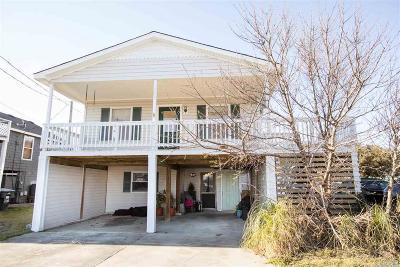 Kill Devil Hills Single Family Home For Sale: 204 W Wilkinson Street