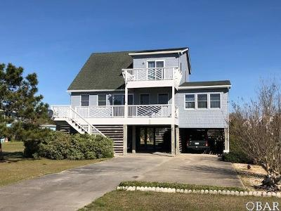 Kill Devil Hills Single Family Home For Sale: 1608 Harbour View Drive