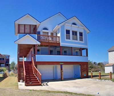 Kill Devil Hills Single Family Home For Sale: 904 S Memorial Boulevard