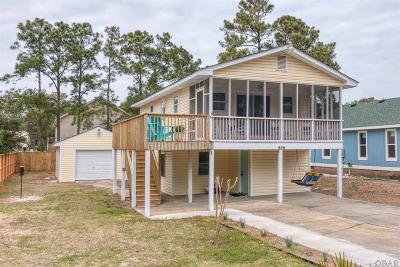 Kill Devil Hills Single Family Home For Sale: 406 W Ocean Acres Drive