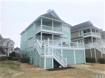 Manteo Single Family Home For Sale: 26 Sailfish Drive