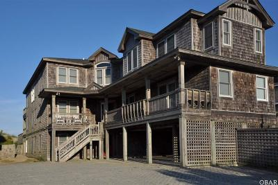 Nags Head Single Family Home For Sale: 3537 S Virginia Dare Trail