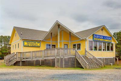 Commercial For Sale: 53321 Nc Highway 12