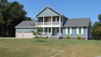 Single Family Home For Sale: 105 Cooper Landing Drive
