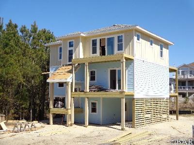 Corolla Single Family Home For Sale: 849 Monteray Drive