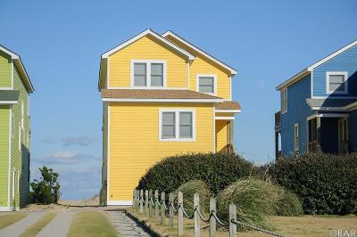 Nags Head Single Family Home For Sale: 6907 S Virginia Dare Trail